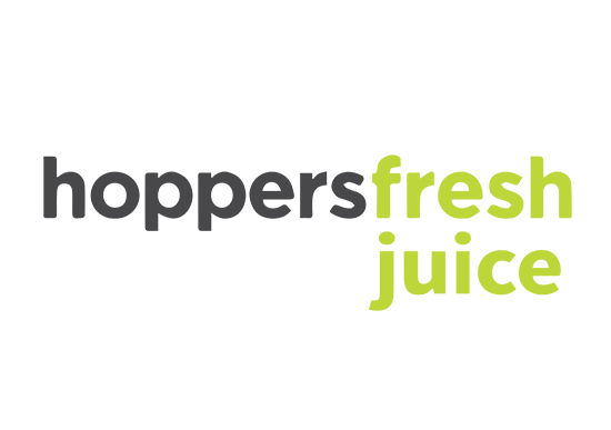 Hoppers Fresh Juice logo