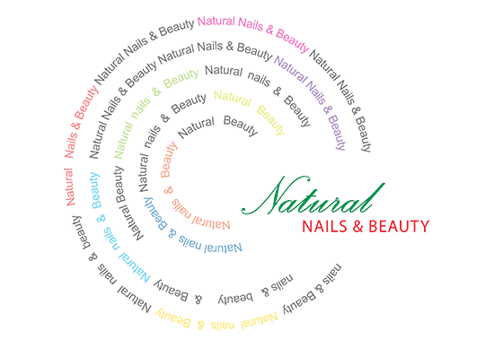 Natural Nails & Beauty logo