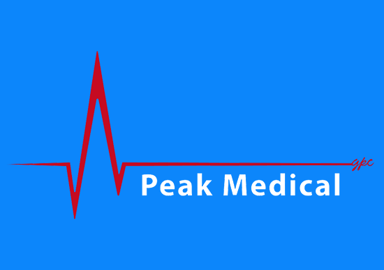 Peak Medical GPC logo